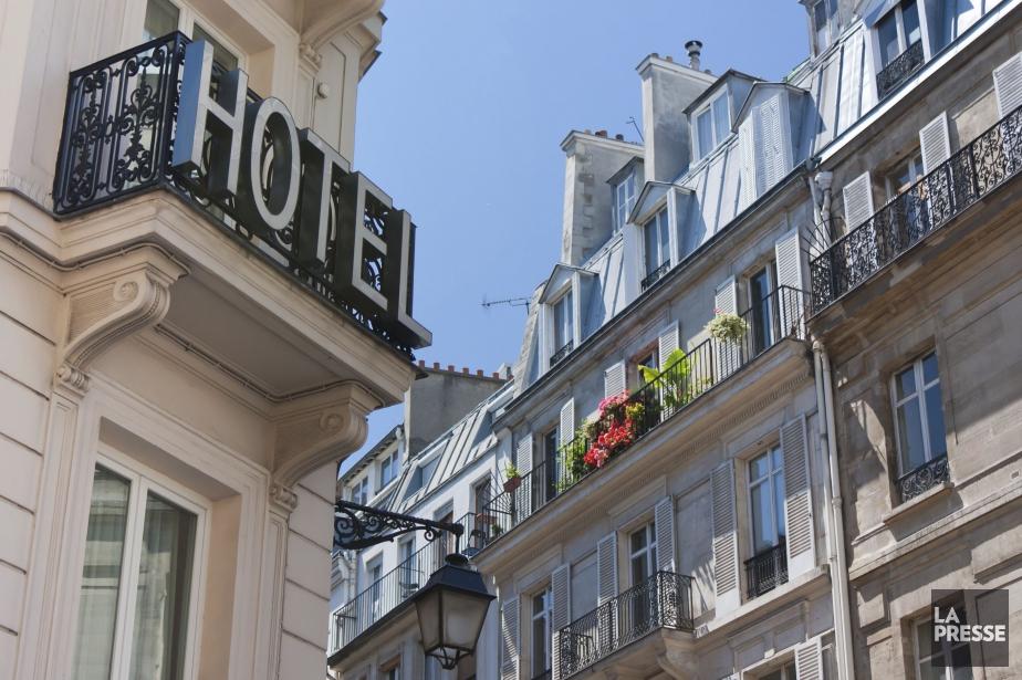 Pour qui veut séjourner dans la Ville lumière,... (Photo archives La Presse)