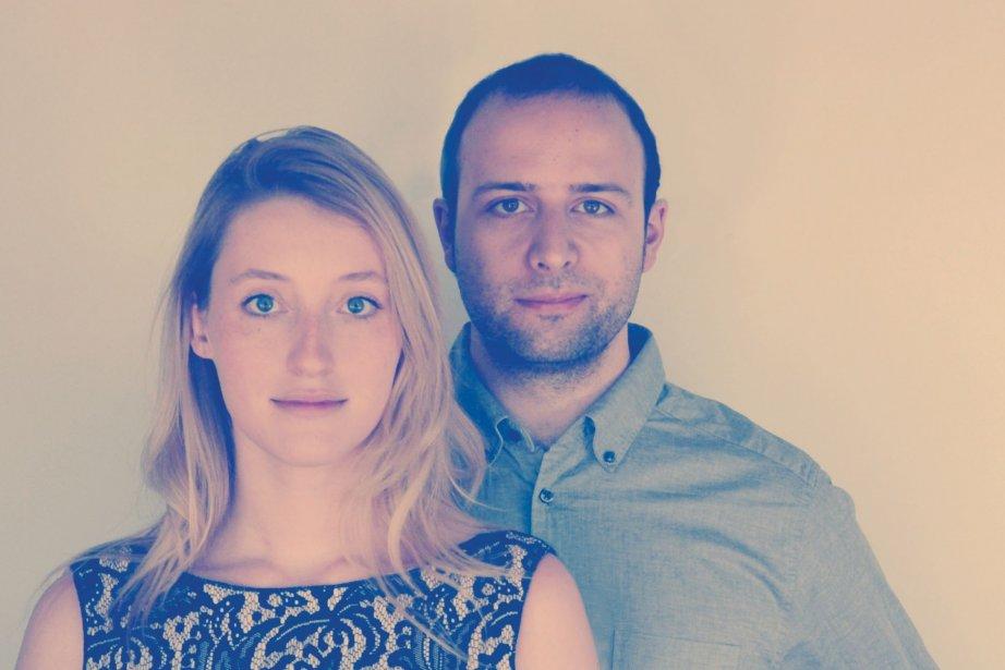 Vincent Clarizio et Caroline Deforges, fondateurs de l'Atelier... (Photo fournie par Atelier Noah)