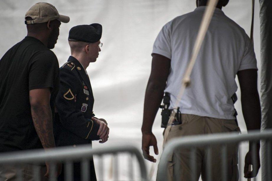 L'homme de 25 ans encourt une peine de... (Photo James Lawler Duggan, Reuters)
