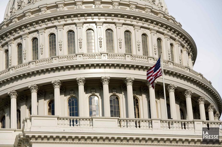 Pour l'ensemble de l'année, la Maison-Blanche a abaissé... (PHOTO JOSHUA ROBERTS, REUTERS)