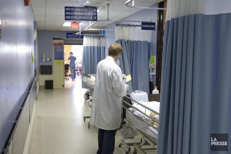 Un Québécois sur quatre n'a pas de médecin... (Photo: Alain Roberge, archives La Presse)