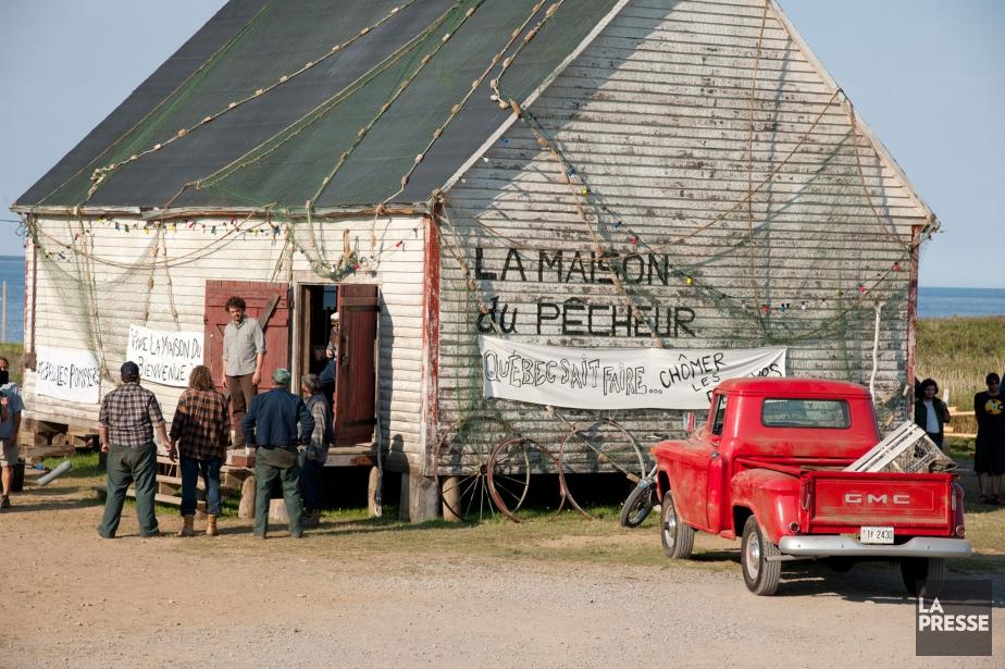 La Maison du pêcheur... (Media Films)