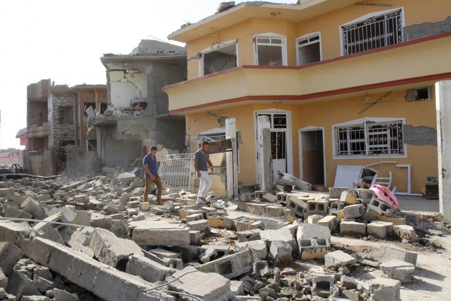Les nouvelles violences portent à 3409 le nombre... (PHOTO AKO RASHEED, REUTERS)