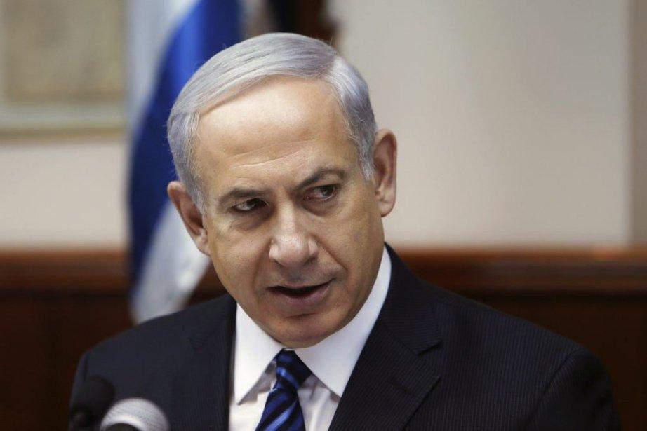 Le premier ministre israélien Benjamin Nétanyahou.... (Photo Ronen Zvulun, Reuters)
