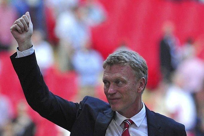 Depuis son arrivée à Manchester United, officiellement le... (Photo Carl Court, archives AFP)