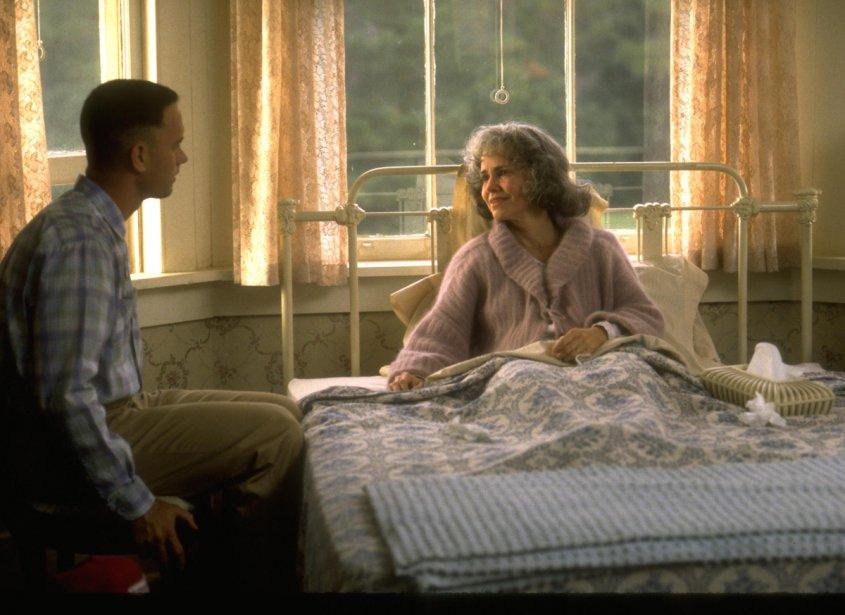 Tom Hanks et Sally Field dans Forrest Gump.... (Photo: fournie par Télé-Québec)