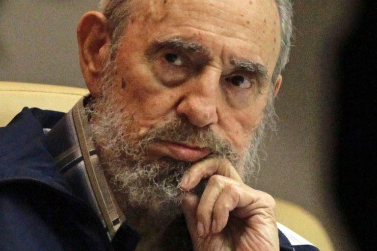 Fidel Castro en 2011.... (Photo Desmond Boylan, Reuters)
