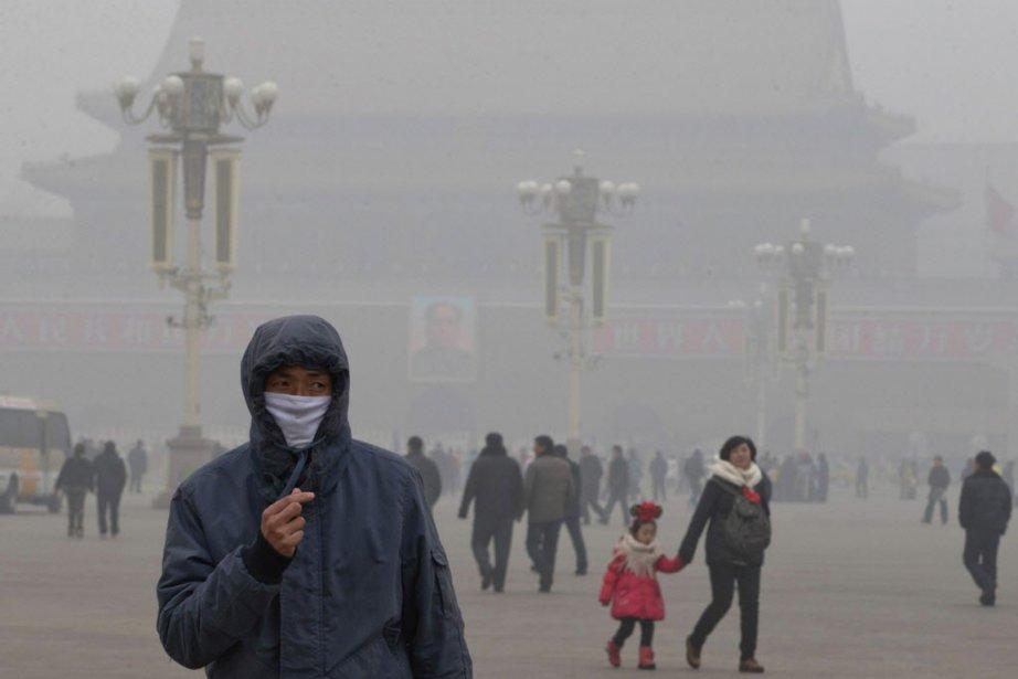 La Chine est la troisième destination touristique la... (Photo Ng Han Guan, AP)