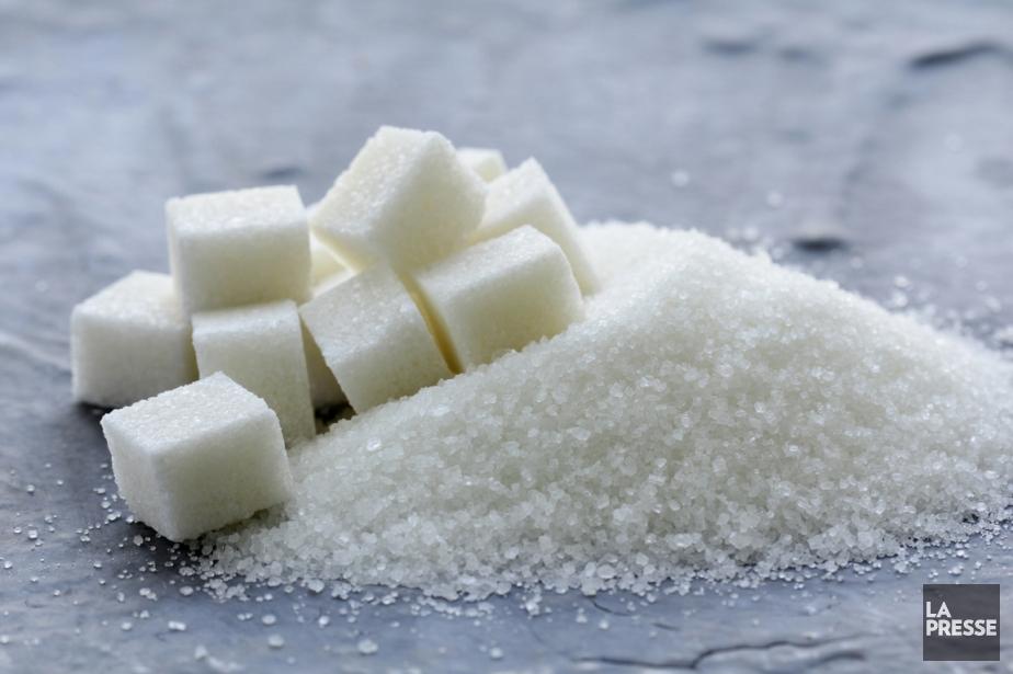 Une part de sucre représentant un quart de la ration... (PHOTOTHÈQUE LA PRESSE)