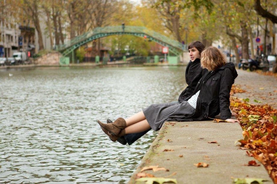 Apprécié des touristes, le Canal Saint-Martin abritera la... (Photo shutterstock.com)