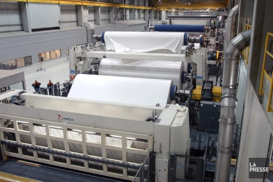 Le fabricant de produits de papier à usage... (Photo fournie par Kruger)