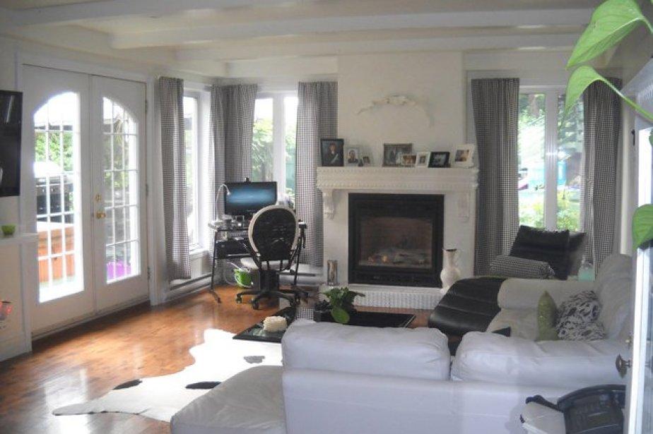 Foyer Au Gaz Salon : Maison coup de coeur rue du vieux pont lapresse