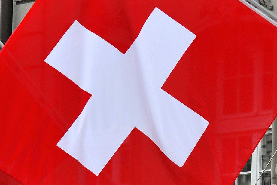 La Suisse, qui se... (Photo Fabrice Coffrini, archives Agence France-Presse)