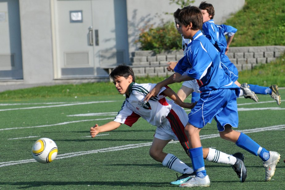 Malgré les avancées du soccer au Québec, il... (Photo Rocket Lavoie, archives Le Quotidien)