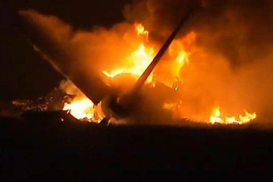 Les images vidéo publiées par les médias locaux... (Photo Reuters)