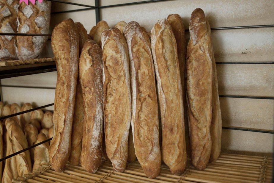 Chaque été, les boulangers de Paris et sa... (PHOTO AGNES DHERBEYS (NEW YORK TIMES))