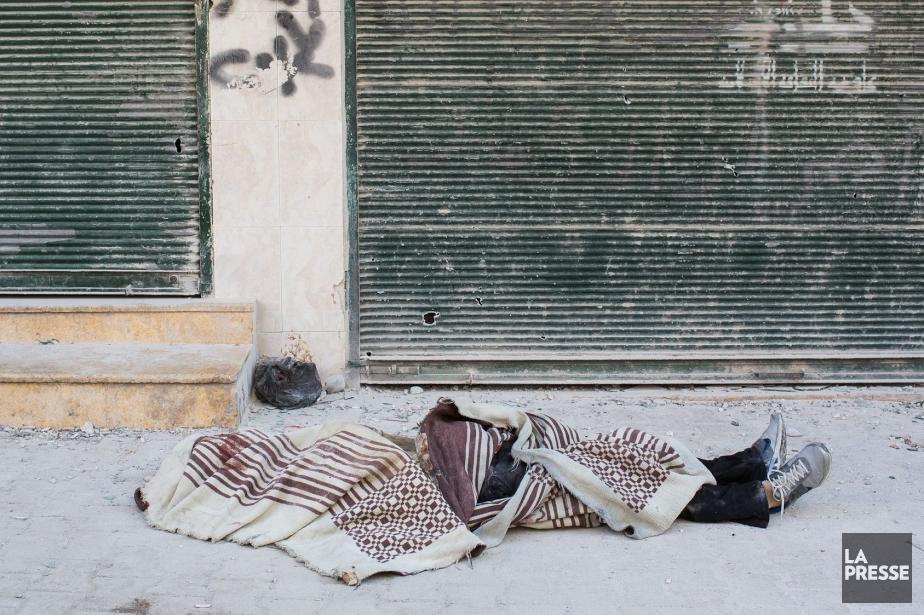 L'Agence de l'ONU pour l'aide aux réfugiés... (Photo archives La Presse)