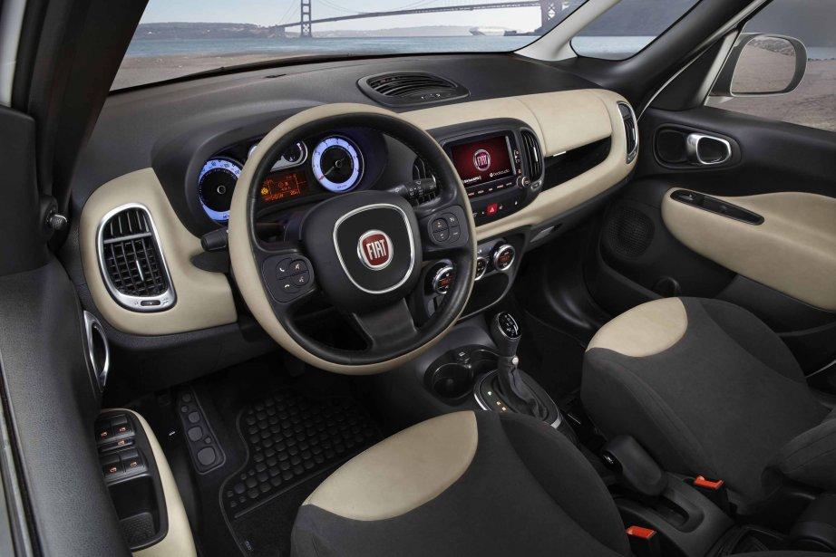 Fiat 500L | 14 août 2013