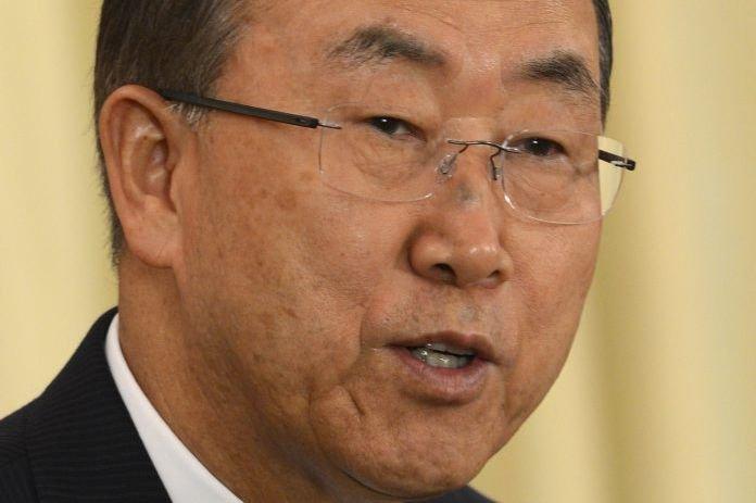 Dans un communiqué de l'ONU, son secrétaire général... (Photo Farooq Naeem, Agence France-Presse)