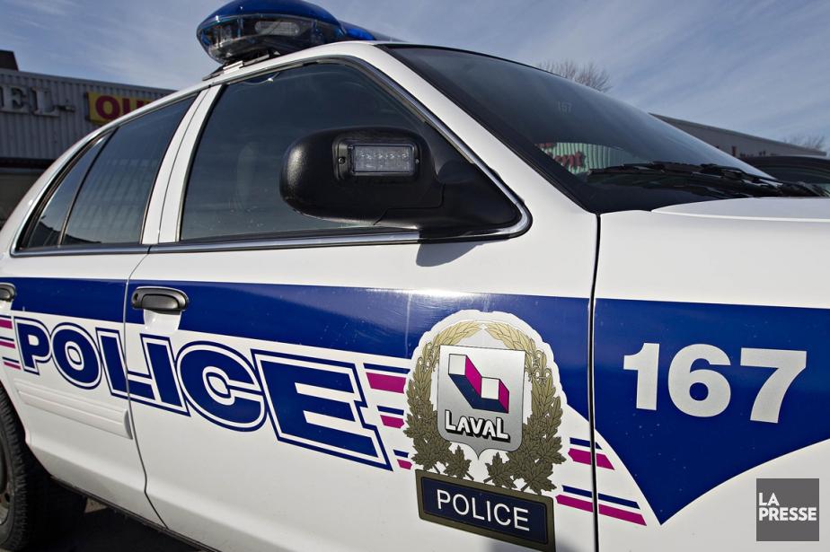 La police de Laval a démantelé... (PHOTO PATRICK SANSFAÇON, ARCHIVES LA PRESSE)
