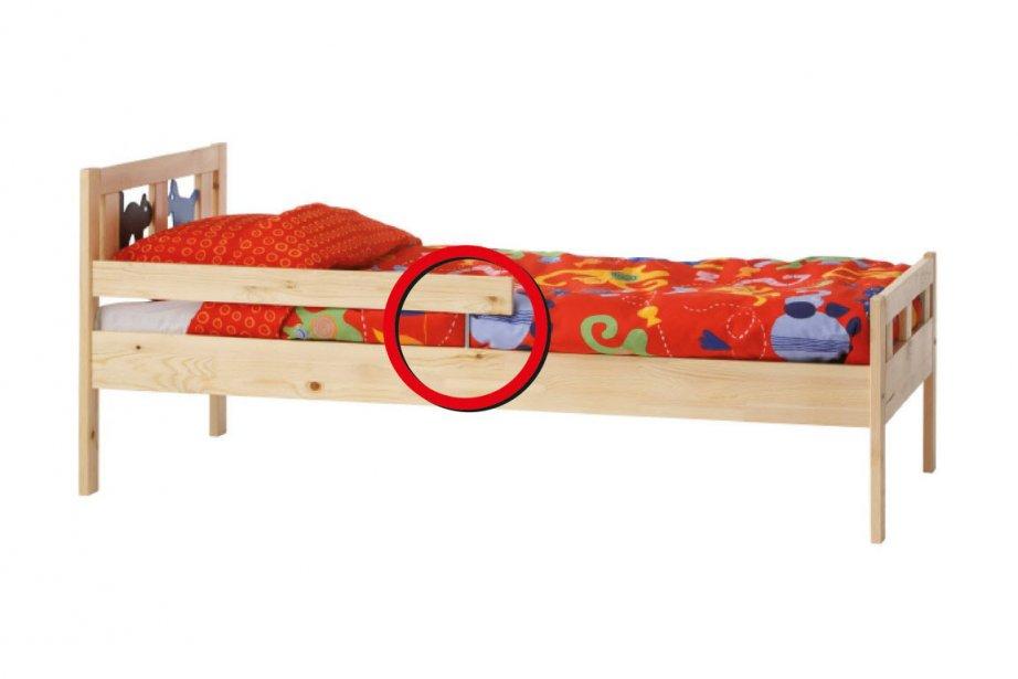 Pour éviter que leur enfant s'entaille la peau,... (Photo fournie par Ikea Canada)