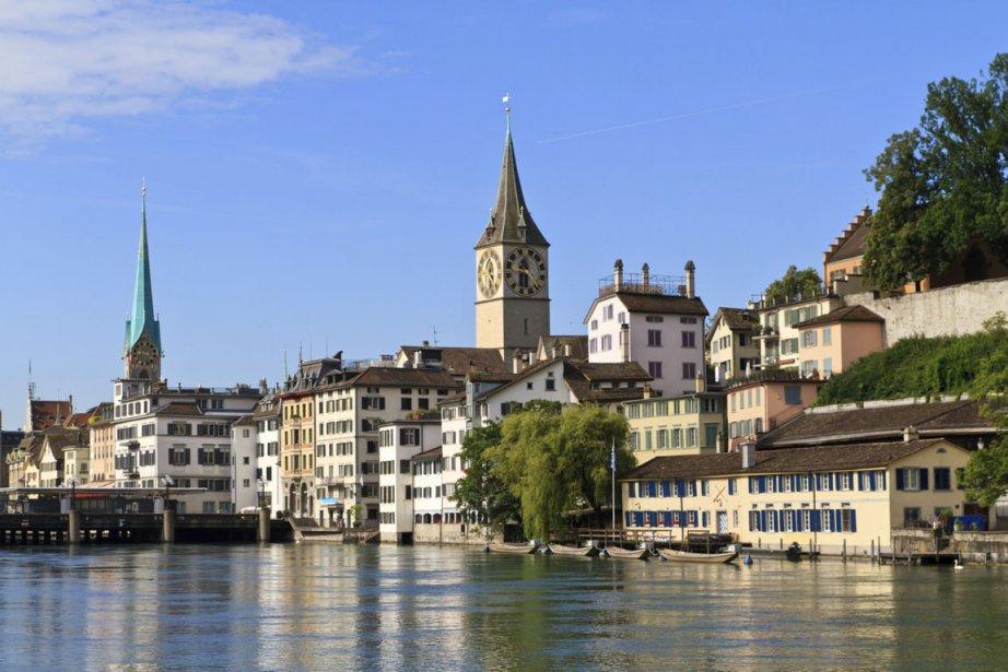 Zurich... (Photos.com)