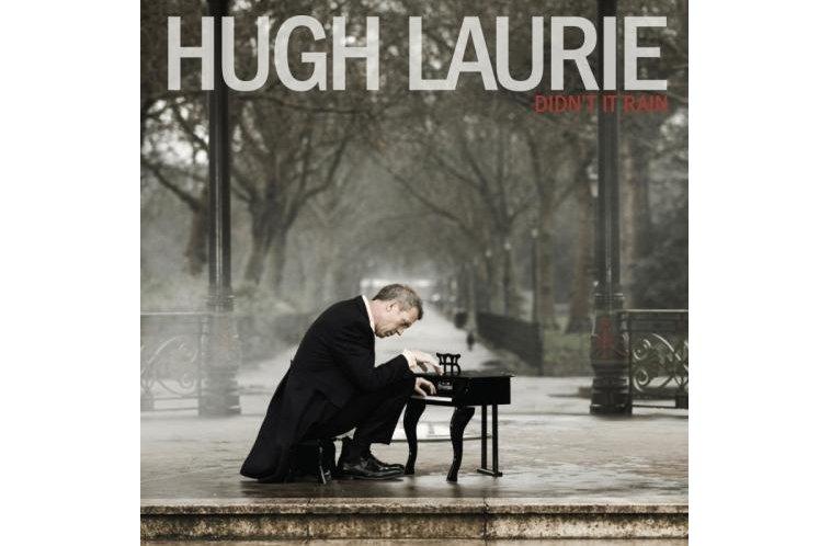 Hugh Laurie fait son entrée en 4e place...