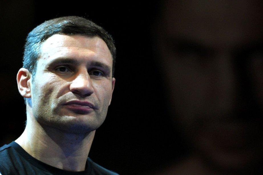 Vitali Klitschko s'est vu accorder un nouveau délai... (Photo archives AFP)