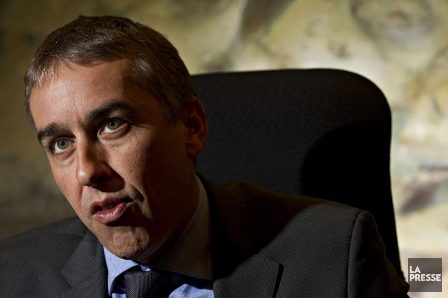 Le ministre des Finances Nicolas Marceau va dévoiler... (PHOTO OLIVIER JEAN, LA PRESSE)