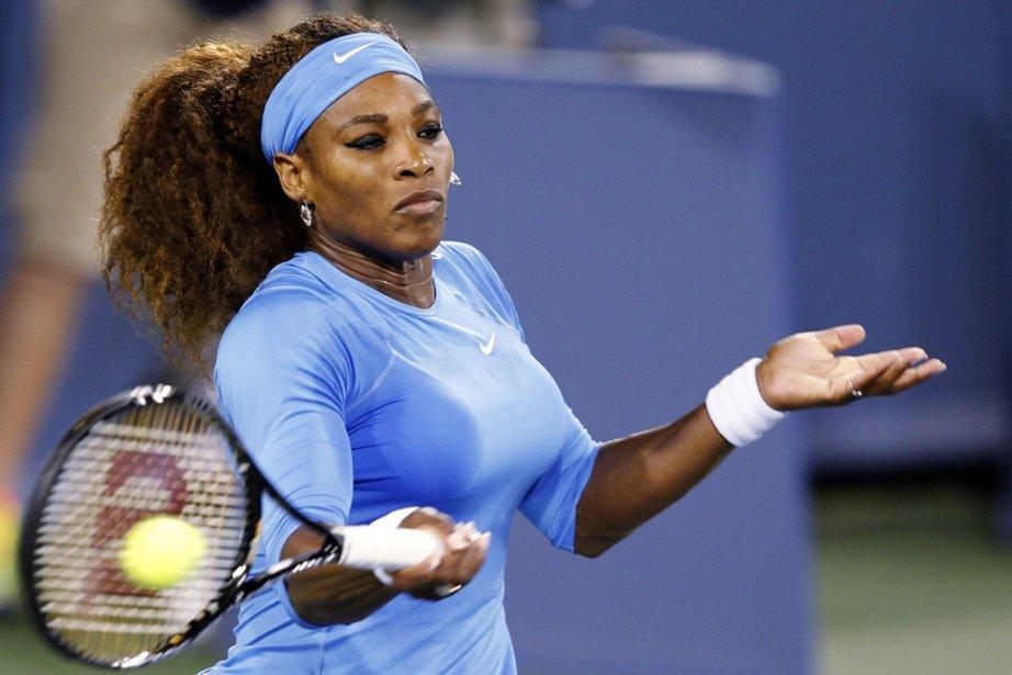 La numéro un mondiale Serena Williams.... (PHOTO JOHN SOMMERS, REUTERS)