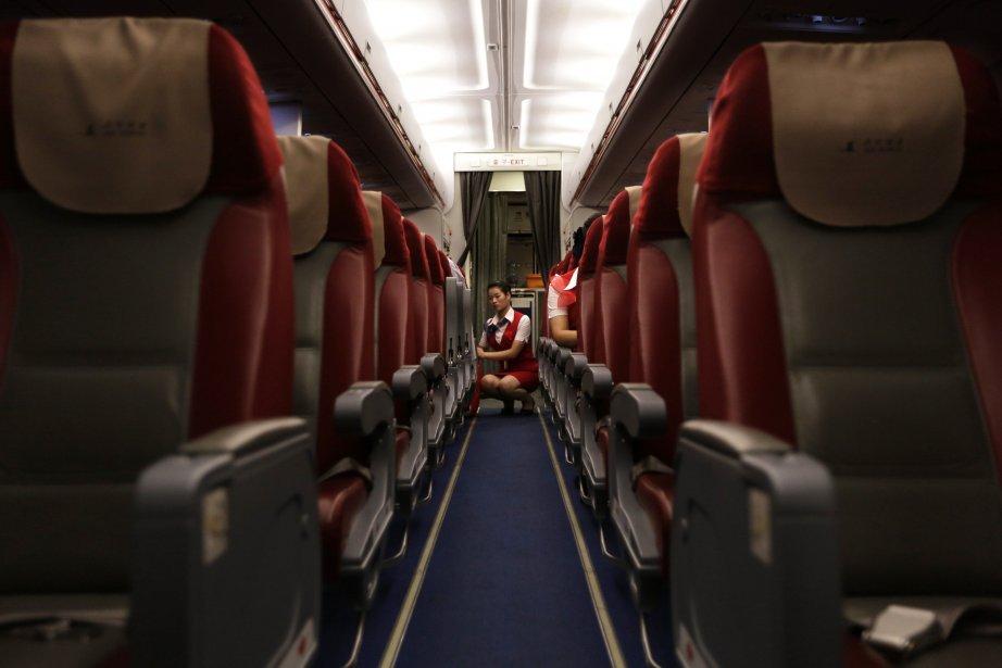 Korean Air a indiqué être parvenu à un... (Photo JASON LEE, Reuters)