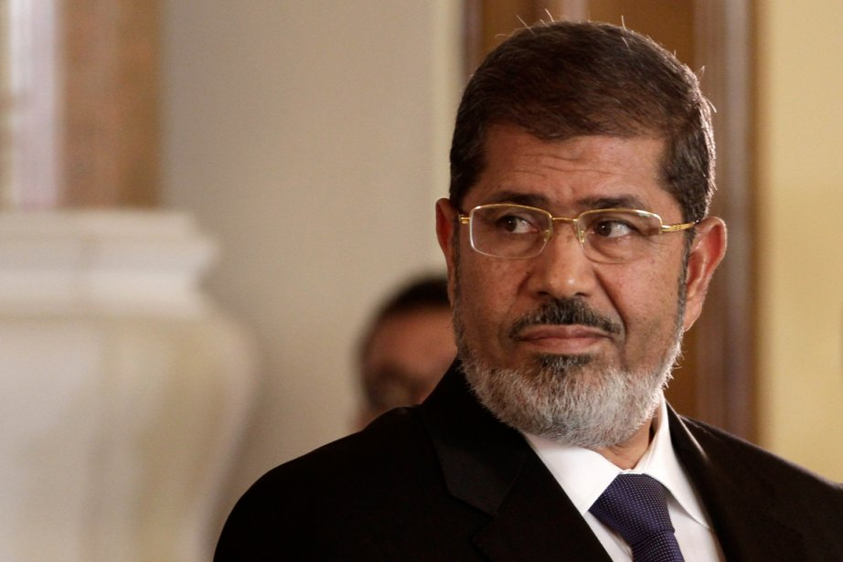 Mohamed Morsi... (PHOTO ARCHIVES AFP)