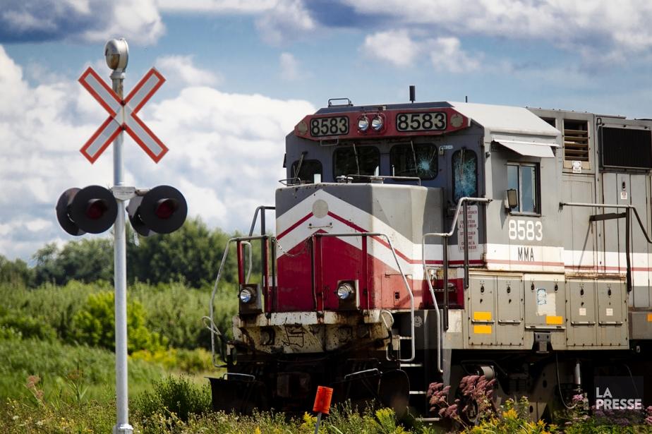 L'Office des transports du Canada est prêt à... (PHOTO MARCO CAMPANOZZI, LA PRESSE)
