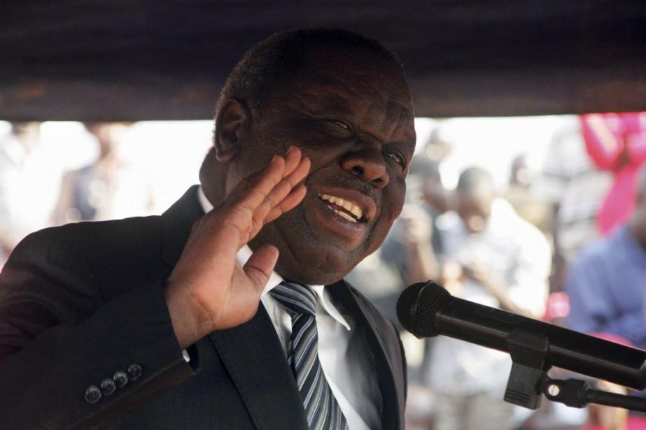 «Le premier ministre (Tsvangirai) a retiré sa plainte»,... (Photo Jekesai Njikizana, Agence France-Presse)