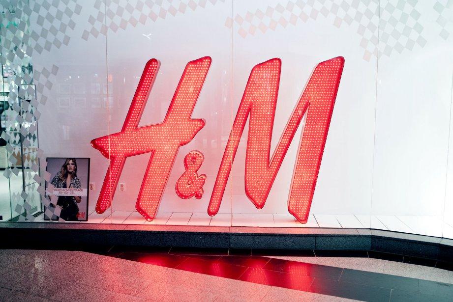 Une boutique du géant suédois de prêt-à-porter H&M.... (Photo Casper Hedberg, Bloomberg)