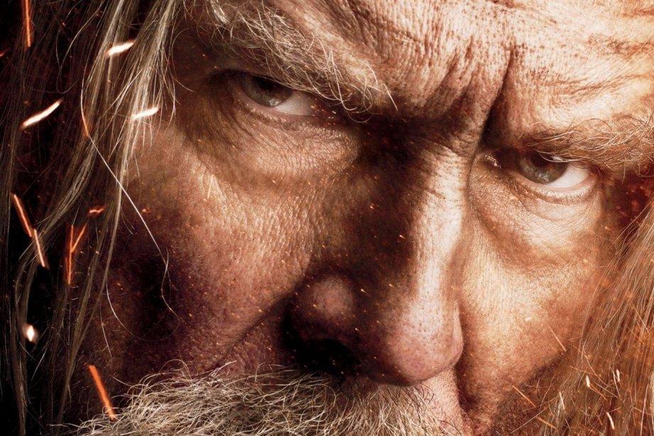 Jeff Bridges interprète le chevalier et sorcier Maître...
