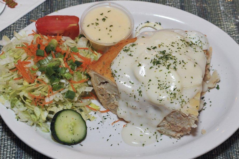 Ceux qui ont un gros appétit seront comblés... (Photo fournie par le restaurant La Boustifaille)