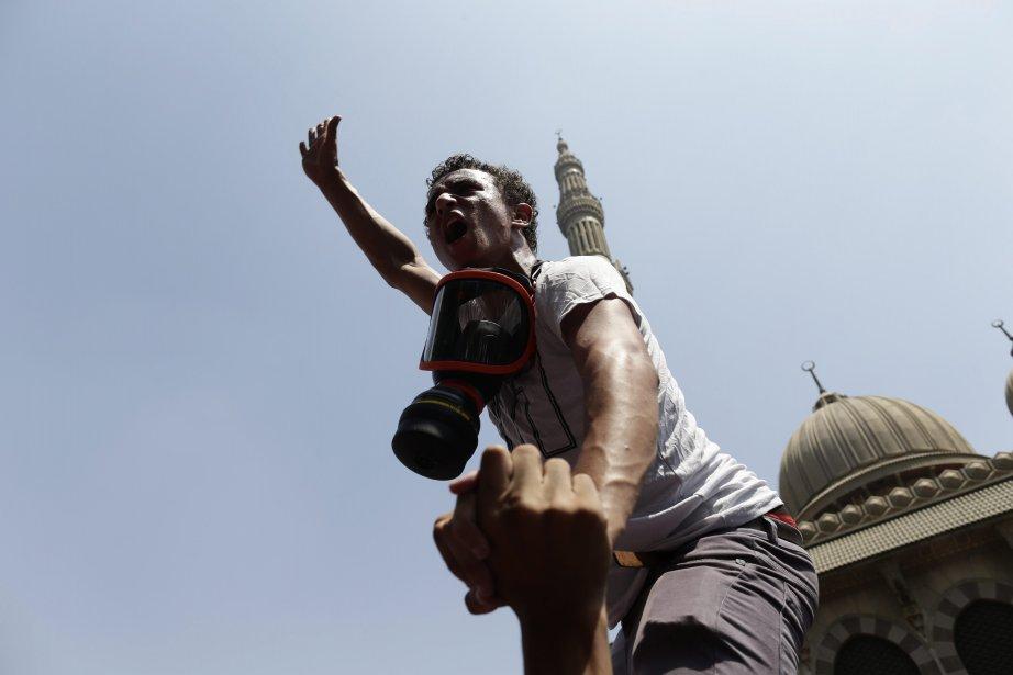 L'Égypte se préparait à de nouvelles manifestations... (Photo Hassan Ammar, AP)