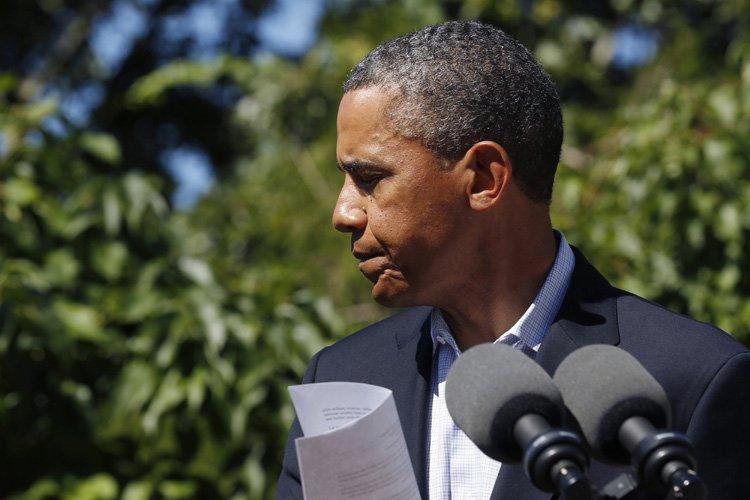 Le bilan législatif de Barack Obama, huit mois... (Photo: Reuters)