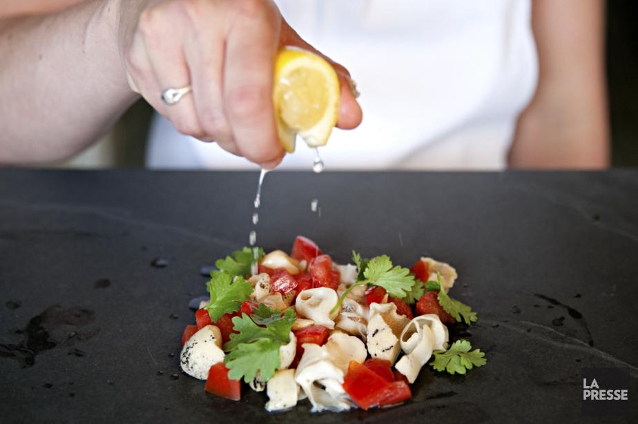 Le bourgot peut se déguster sous forme de... (Photos Anne Gauthier, La Presse)