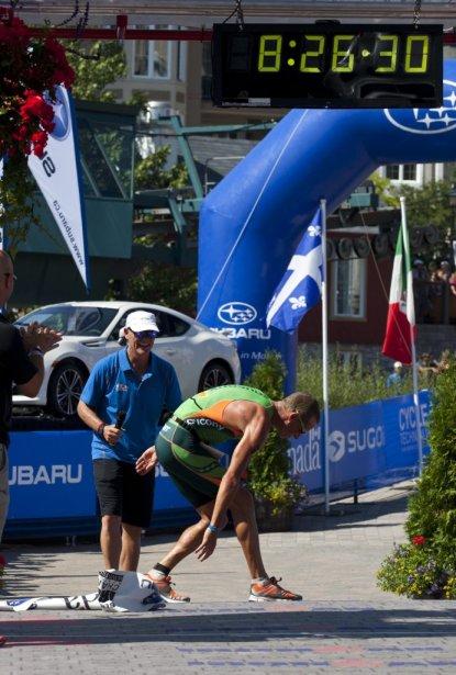 L'Australien Luke Bell a remporté l'épreuve en 8h26:06, établissant par la même occasion un nouveau record de l'épreuve. | 19 août 2013