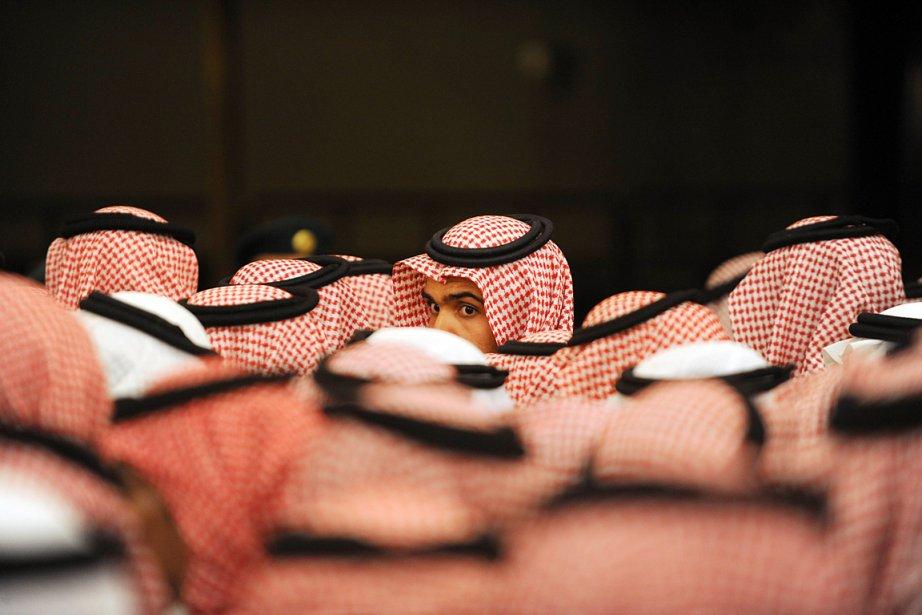 En Arabie saoudite, une personne reconnue coupable d'un... (PHOTO FAYEZ NURELDINE, AFP)
