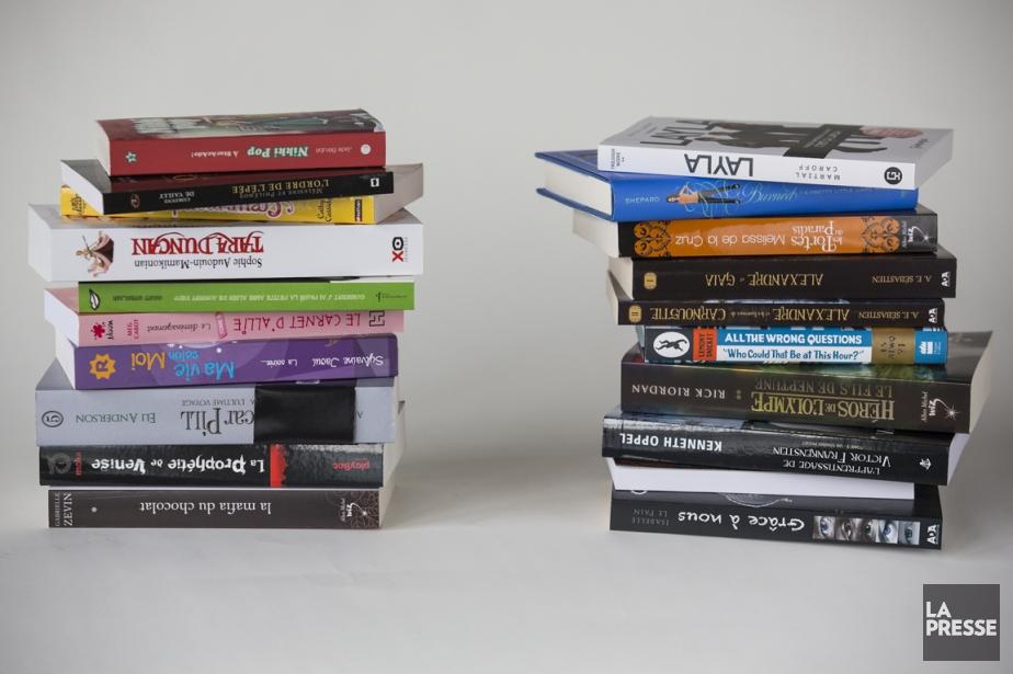Les amateurs de lecture devraient savoir... (PHOTO OLIVIER PONTBRIAND, LA PRESSE)