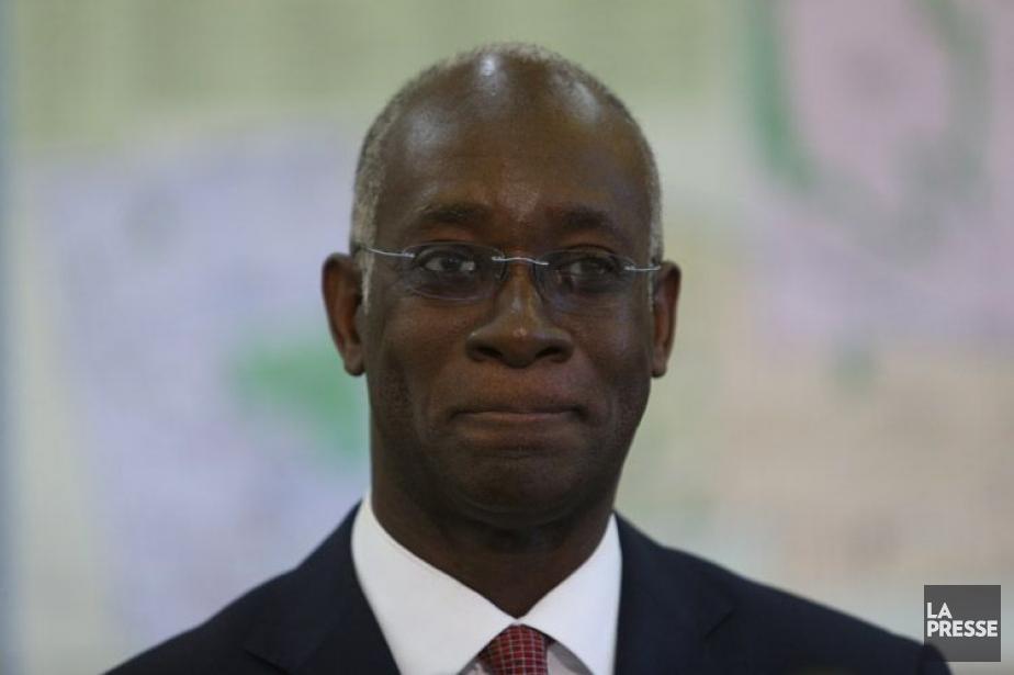 Le député libéral démissionnaire Emmanuel Dubourg a quitté... (Photo: Martin Chamberland, La Presse)