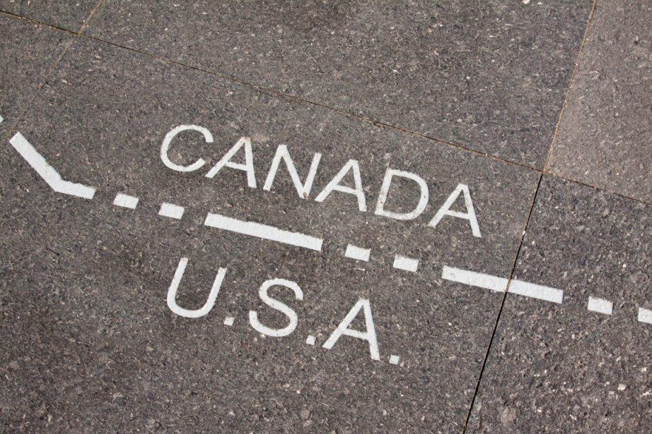 Les voyages en provenance du Canada vers les États-Unis ont... (Photos.com)