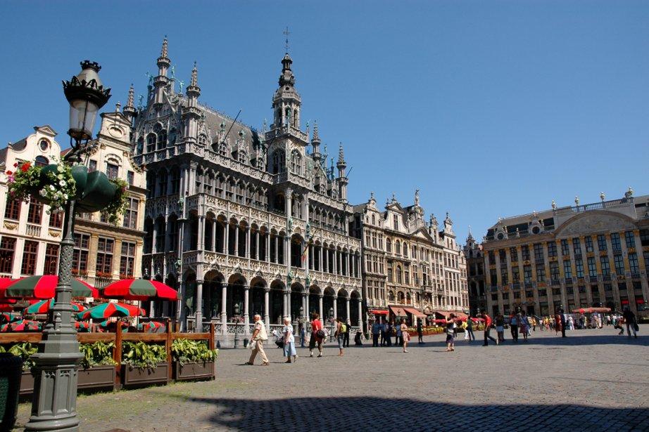 Bruxelles, Belgique... (Photos.com)