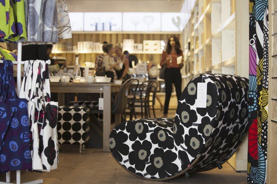 Les espaces-boutiques récemment aménagés à Montréal et à... (Photo fournie par EQ3)