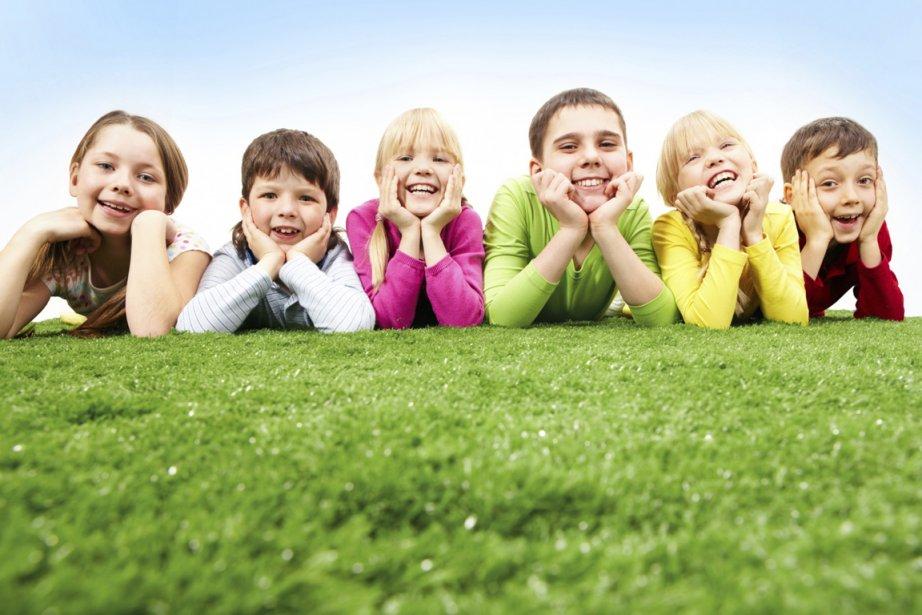 Une étude américaine menée sur de jeunes enfants montre que le... (Photos.com)