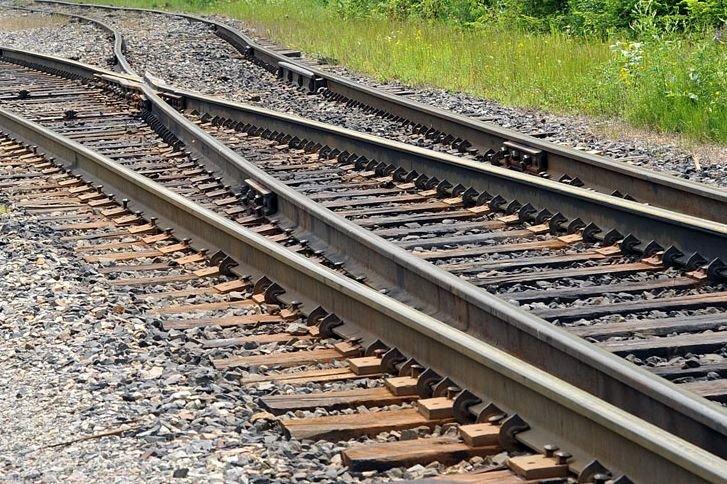 Un train de passagers de la compagnie... (Archives La Tribune, Claude Poulin)