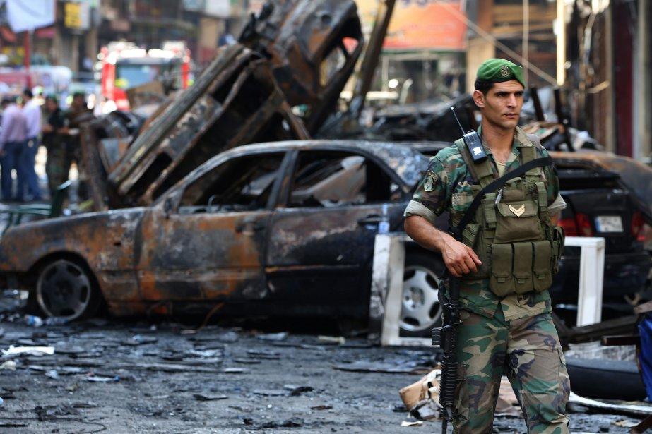 Parrainé par l'Iran, allié au régime du président... (Photo Hussein Malla, AP)